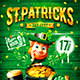 St. Patrick's Day Poster vol.6 - GraphicRiver Item for Sale