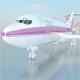 Airplane boeing 727 - 3DOcean Item for Sale