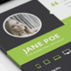 UX Workflow - Persona Document - GraphicRiver Item for Sale