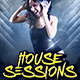 House Sessions Flyer - GraphicRiver Item for Sale