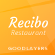Recibo - Restaurant / Food / Cook WordPress Theme - ThemeForest Item for Sale