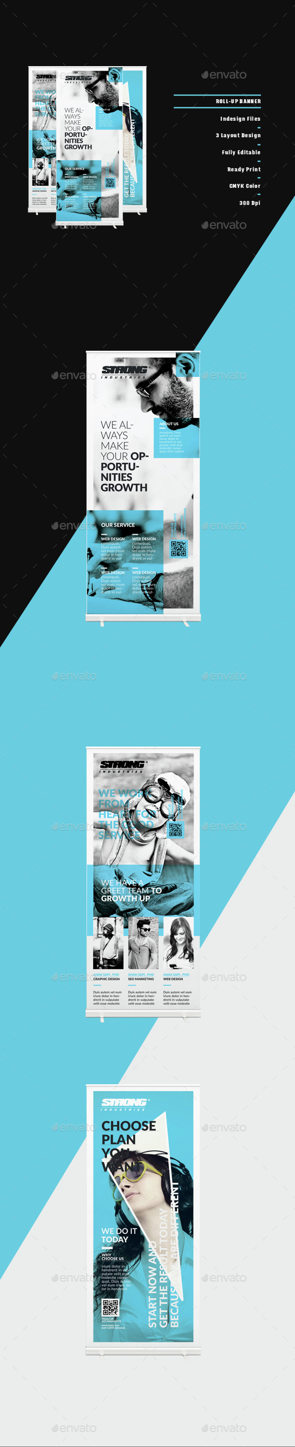 Banner - Signage Print Templates