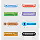 Download Buttons - GraphicRiver Item for Sale