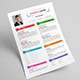 Resume + Portfolio - GraphicRiver Item for Sale