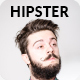 Hipster Keynote Presentation Template - GraphicRiver Item for Sale