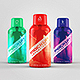 Energy Shot / Energy Drink MockUp - GraphicRiver Item for Sale