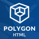 Polygon - Powerful Multipurpose HTML5 Website Template - ThemeForest Item for Sale