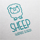 Sheep Logo - GraphicRiver Item for Sale