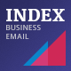 Index Business Email Template + StampReady Builder Nulled