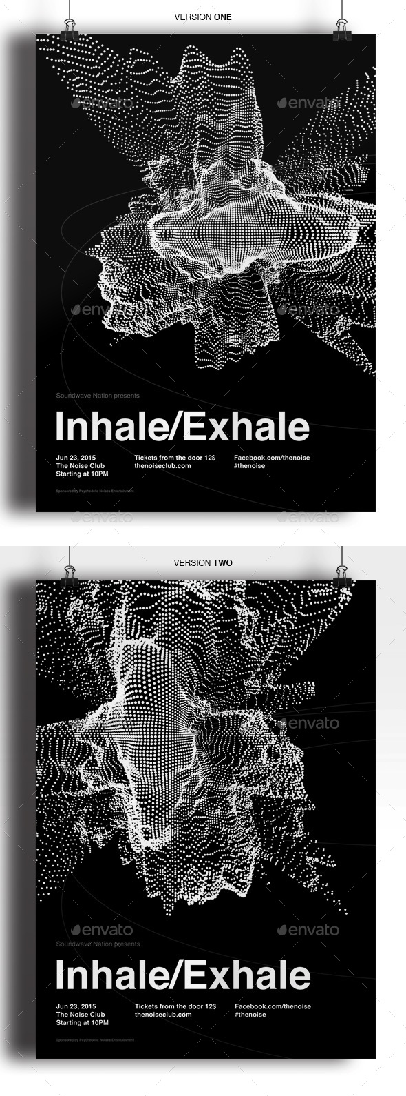 Inhale Exhale - Clubs & Parties Events