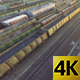 Railway Takeoff - VideoHive Item for Sale