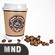 Coffe Paper Cup Mock-Up - GraphicRiver Item for Sale