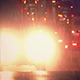 Cars Driving On Highway On Rainy Night - VideoHive Item for Sale