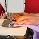 Tailor Sewing Clothes with her Sewing Machine - VideoHive Item for Sale