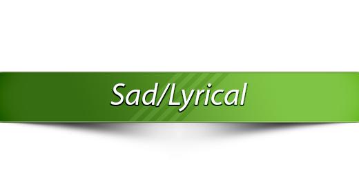 Sad Lyrical Production Music