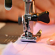Seamstress Sews Clothes with her Sewing Machine - VideoHive Item for Sale