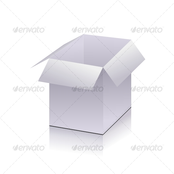 Blank packing - Services Commercial / Shopping