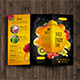 Trifold Juice Brochure - GraphicRiver Item for Sale
