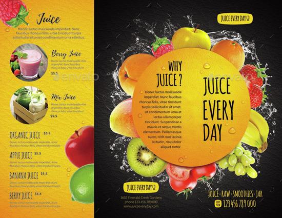 20+ Inspiration Juice Brochure