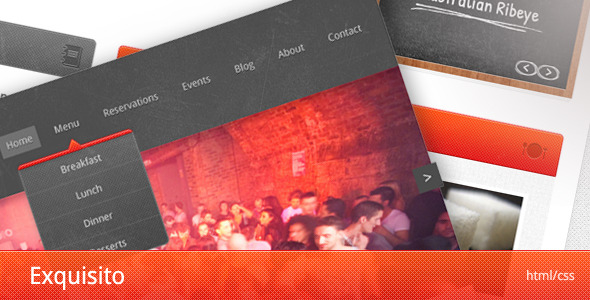 Free Download Exquisito Nulled Latest Version