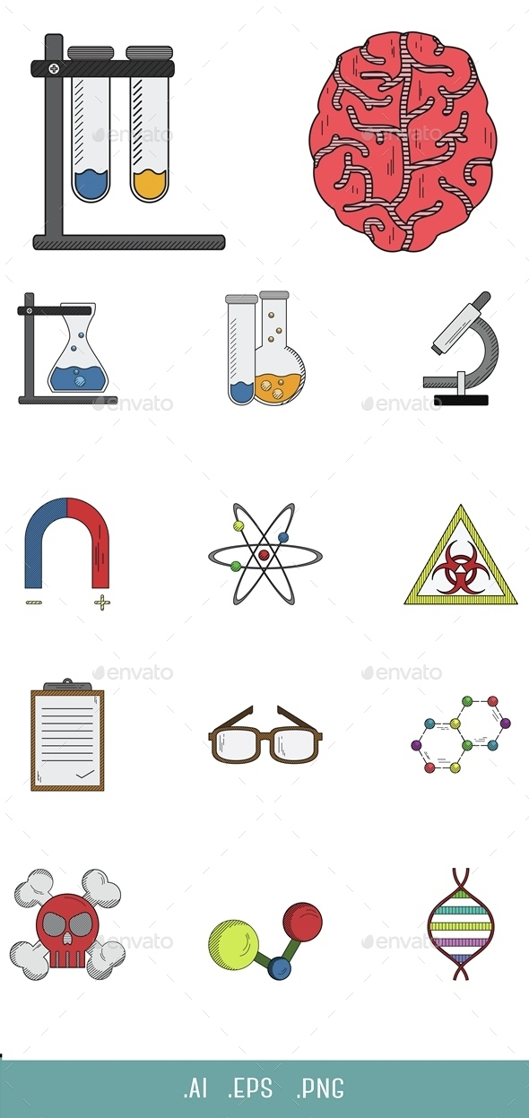 Experiment Science Icon - Miscellaneous Icons