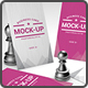 Business Card & Chess Mock-Ups