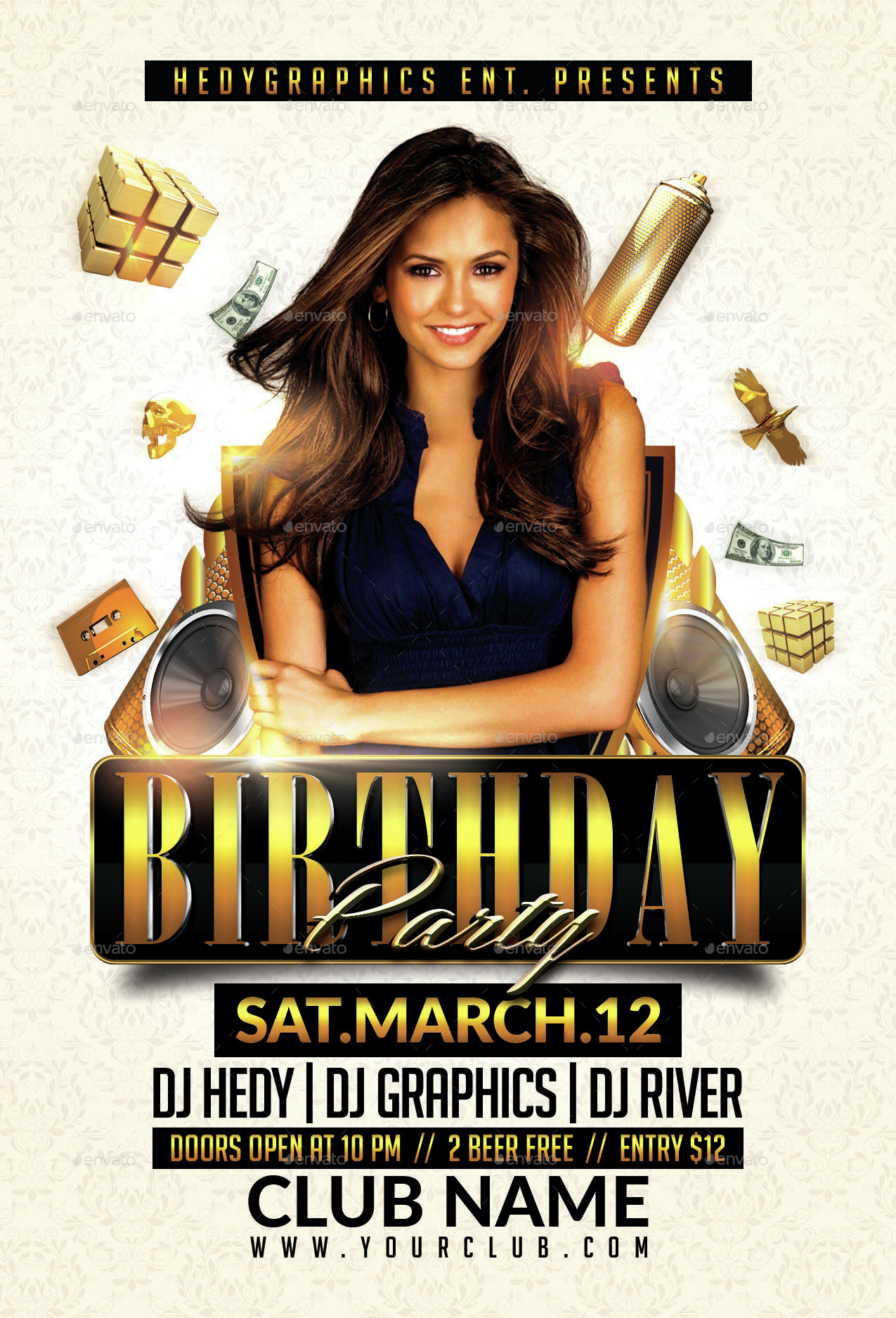 birthday party flyer templates koni polycode co