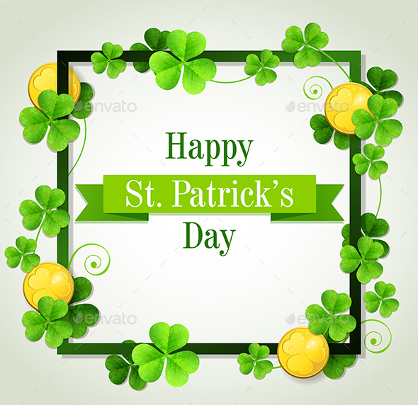 Card for St. Patrick's Day - Miscellaneous Seasons/Holidays