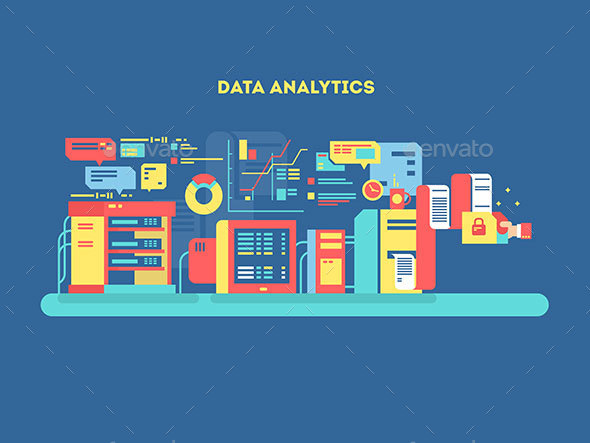 Data Analytics Design Flat - Miscellaneous Conceptual