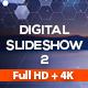 Digital Slideshow 2 - VideoHive Item for Sale