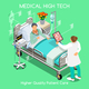 Patient Visit 04 People Isometric - GraphicRiver Item for Sale