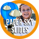 Paper Sky Slides - VideoHive Item for Sale