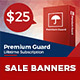 Multipurpose Promo Web Banner - GraphicRiver Item for Sale