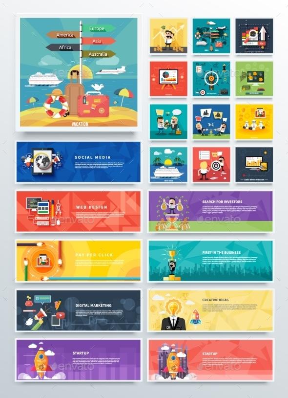 Management Digital Marketing Startup Planning - Concepts Business