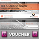 Private Bank Gift Voucher Template - GraphicRiver Item for Sale