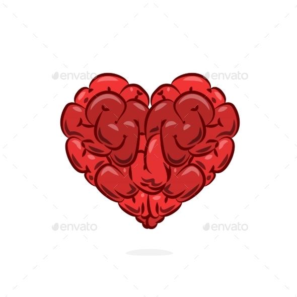 Love and Wisdom Symbol - Valentines Seasons/Holidays