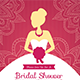 Bridal Shower Invitation Template - GraphicRiver Item for Sale