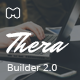Thera - Responsive Email Template + Builder 2.0 - ThemeForest Item for Sale
