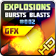 Explosions Blasts Bursts Detonations Fireballs 02 - GraphicRiver Item for Sale