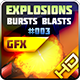 Explosions Blasts Bursts Detonations Fireballs 03 - GraphicRiver Item for Sale