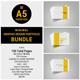 Bundle - Graphic Design Portfolio - GraphicRiver Item for Sale