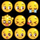 22 Cool Emoticons - GraphicRiver Item for Sale