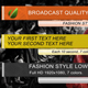 Fashion Lower Third - VideoHive Item for Sale