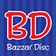 Bazzar Disc - GraphicRiver Item for Sale