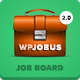 WPJobus - Job Board and Resumes WordPress Theme Nulled