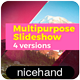 Multipurpose Slideshow  - VideoHive Item for Sale