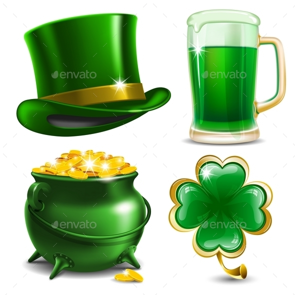 St. Patrick's Day  - Miscellaneous Seasons/Holidays