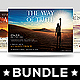 6x4 Church Flyers Bundle Vol.2 - GraphicRiver Item for Sale