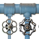 Pipes and Valves kit 1 - GraphicRiver Item for Sale