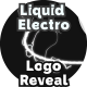 Liquid Electro Logo Reveal - VideoHive Item for Sale
